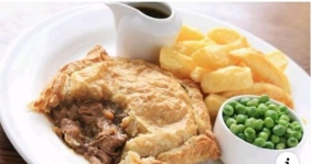 Beef & Guinness Pie V Beef & Ale Pie
